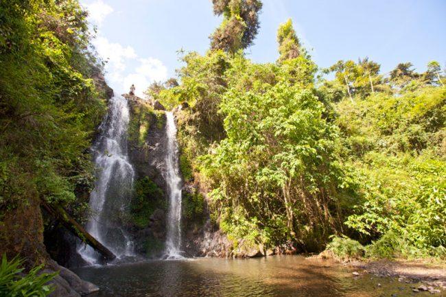 Kinumakori Waterfall 1